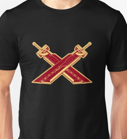 Buster Swords Unisex T-Shirt