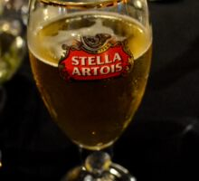Beer glass Sticker