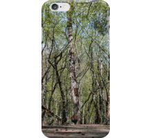 Tangled Forest - Nature Photography iPhone Case/Skin