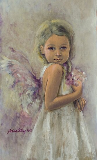 From Heaven... by dorina costras