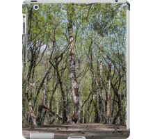 Tangled Forest - Nature Photography iPad Case/Skin