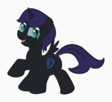 Nyx Showing Off Her Cutie Mark by BronyismShop