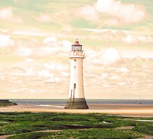 Lighthouse HDR by DavidWHughes