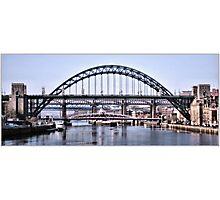 Five Bridges Photographic Print
