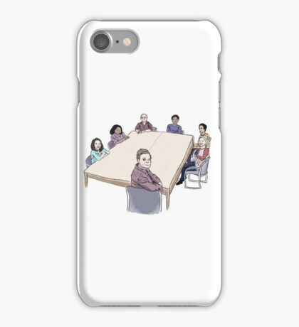Study Group iPhone Case/Skin