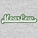 Moar Low (grn/wht) by Benjamin Whealing