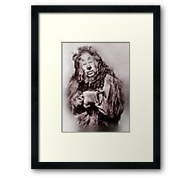 Wizard of Oz by John Springfield Framed Print