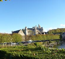 Pierrefonds by vulcanluver