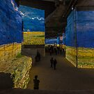 Van Gogh inside a mountain by Revenant