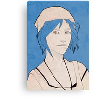 Chloe Price Sketch Canvas Print