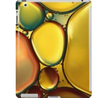 Oil & Water Abstract II iPad Case/Skin