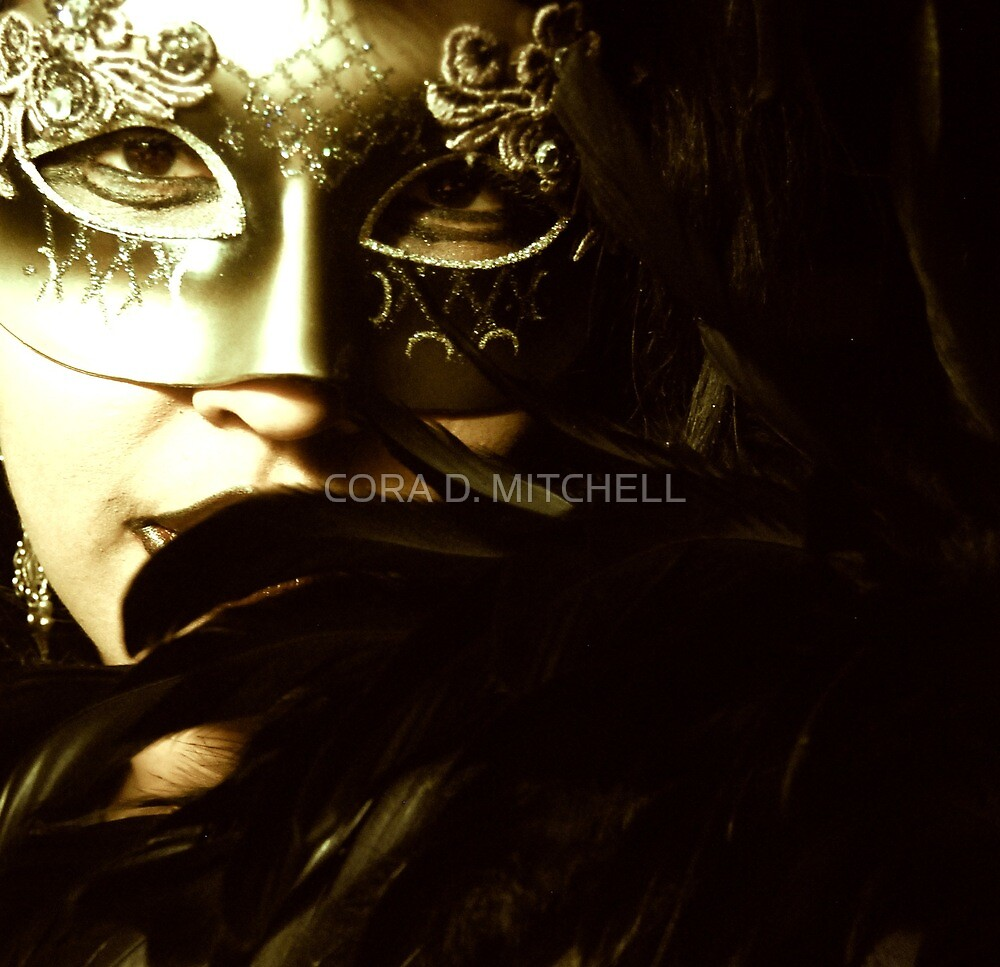 Mask (6) by CORA D. MITCHELL