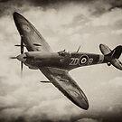 Supermarine Spitfire by William Attard McCarthy