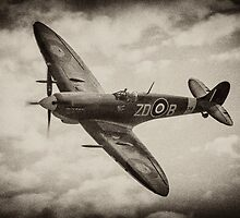 Supermarine Spitfire by PhotoWorks