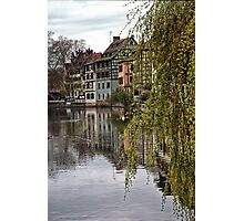 Strasbourg Waterways Photographic Print