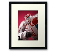 Your Friendly Medic Framed Print