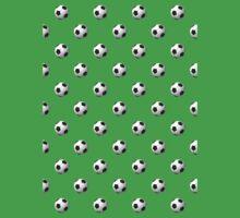 Soccer Ball Pattern by bradyarnold