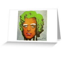 Oompa Loompa Greeting Card