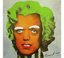 Oompa Loompa Photographic Print