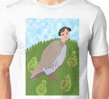 Alan Partridge In a Pear Tree Unisex T-Shirt