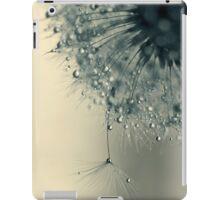 letting go iPad Case/Skin