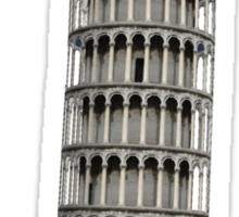 Leaning Tower of Pisa  Sticker