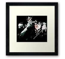 Scar of Magic Framed Print