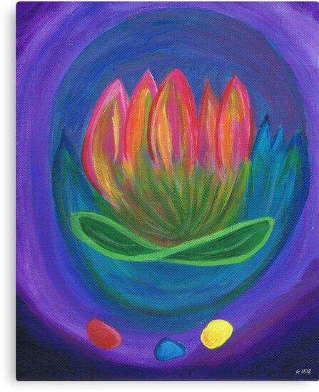Triple Treasure by Beth Cornell