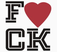 F HEART CK by chasemarsh