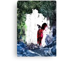 Lost Forest Canvas Print