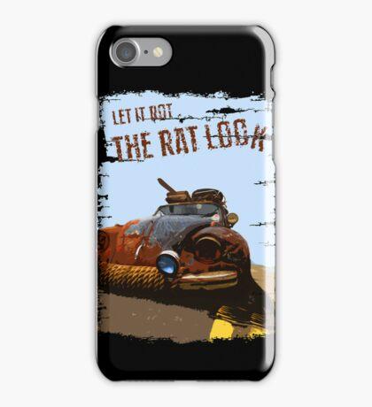 VW RAT Beetle iPhone Case iPhone Case/Skin