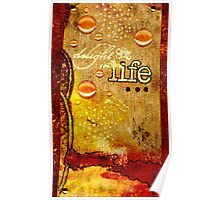 To Delight in LIFE Poster