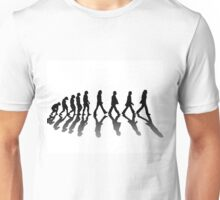 Beatles Evolution Unisex T-Shirt