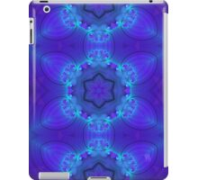 Glowing StarFlower iPad Case/Skin