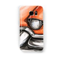 Red Cadillac Samsung Galaxy Case/Skin