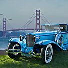 1930 Cord L21 Convertible Coupe by DaveKoontz