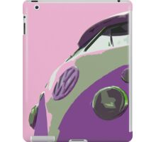 Sky Pink Split iPad Case/Skin