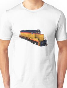 Railroad / Train Engine Unisex T-Shirt