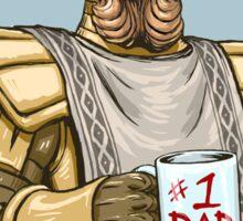 Giant Dad Sticker