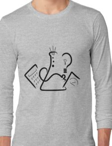 Science Fair Logo Long Sleeve T-Shirt