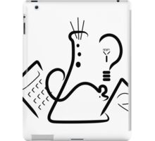 Science Fair Logo iPad Case/Skin