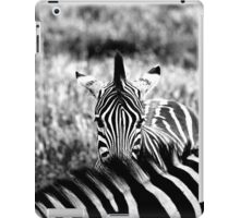 Here Looking at You iPad Case/Skin