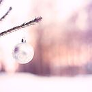 Christmas bulb by netza