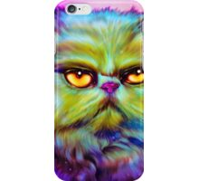 LouLou, persian cat iPhone Case/Skin