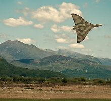 Vulcan Wing Over by UKGh0sT