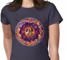 Timelord Timepiece Womens Fitted T-Shirt