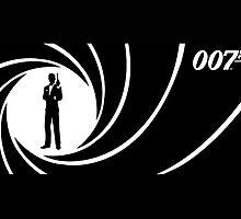 007 James Bond by SuperMafia