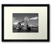 You Wait All Day Framed Print