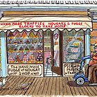 fudge shop by Tim Wells