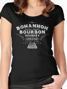 Bohannon Bourbon Women's Fitted Scoop T-Shirt